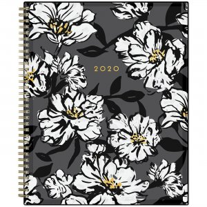 Blue Sky Baccara Dark Weekly/Monthly Planner 110211 BLS110211