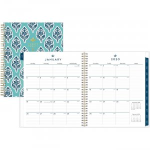 Blue Sky Sullana Collection Monthly Planner 116046 BLS116046