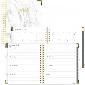 Rediform Marble Weekly/Monthly Planner C3800301 REDC3800301