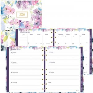 Rediform Passion Wkly/Mthly MiracleBind Planner CF3400201 REDCF3400201