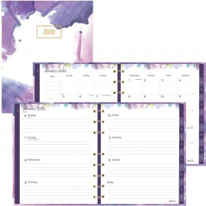 Rediform Passion Wkly/Mthly MiracleBind Planner CF3400202 REDCF3400202