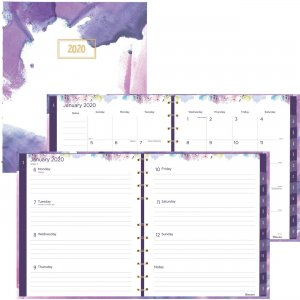 Rediform Passion Wkly/Mthly MiracleBind Planner CF3400302 REDCF3400302