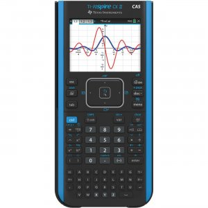 Texas Instruments Nspire Graphing Calculator NSPIRECX2CAS TEXNSPIRECX2CAS CX II CAS