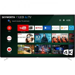 "Skyworth XA8000 OLED Series 55"" 4K HDR Android Smart TV 55XA8000"