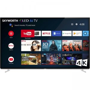 "Skyworth XA8000 OLED Series 65"" 4K HDR Android Smart TV 65XA8000"