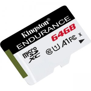 Kingston 64GB High Endurance microSDXC Card SDCE/64GB