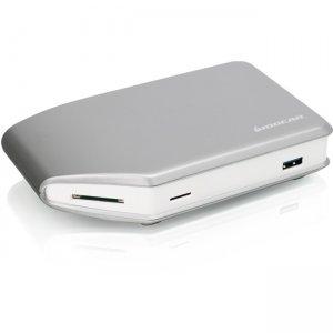 Iogear USB-C Hub with Card Reader GUH3C41SD