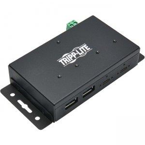 Tripp Lite 4-Port Industrial-Grade USB 3.1 Gen 2 Hub U460-2A2C-IND