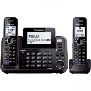 Panasonic Duo Cordless Phone KX-TG9552B