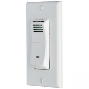 Broan Humidity Sensing Wall Control in White 82W