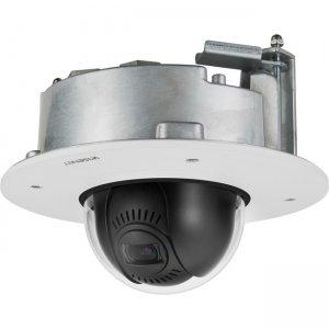 Hanwha Techwin 2MP Flush Mount Network Dome PTRZ Camera XND-6081FZ