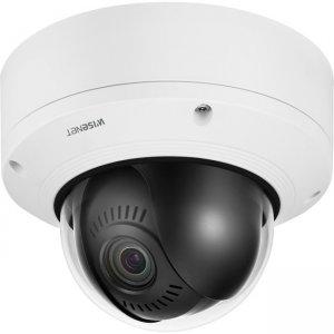 Hanwha Techwin 5MP Vandal-Resistant Indoor Network Dome PTRZ Camera XND-8081VZ