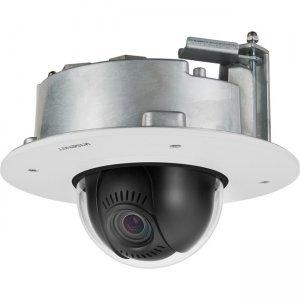 Hanwha Techwin 5MP Flush Mount Network Dome PTRZ Camera XND-8081FZ