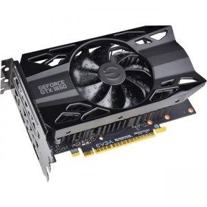 EVGA GeForce GTX 1650 XC Black GAMING Graphic Card 04G-P4-1151-KR
