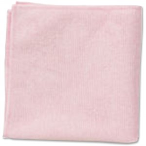 Rubbermaid Commercial Microfiber Light Duty Cloths 1820581CT RCP1820581CT