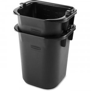 Rubbermaid Commercial Executive 5-quart Heavy-duty Pail 1857378CT RCP1857378CT