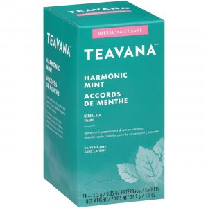 Teavana Harmonic Mint Herbal Tea 11090996 SBK11090996