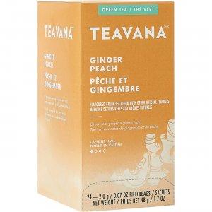 Teavana Ginger Peach Green Tea 11092392 SBK11092392