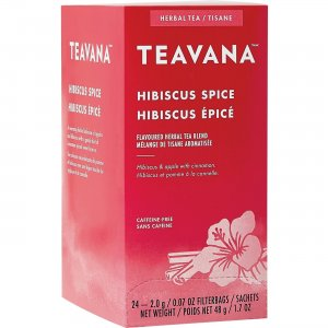 Teavana Hibiscus Spice Herbal Tea 11092394 SBK11092394