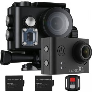 Z-EDGE 4K Ultra HD Wifi Waterproof Sport Camera X1