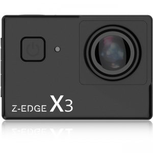 Z-EDGE UHD 4K Wifi Sport Action Camera X3