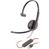 Plantronics Blackwire Headset 209744-104 C3210 USB