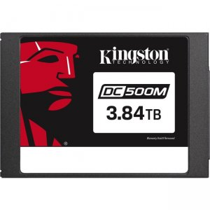 "Kingston 3840G (Mixed-Use) 2.5"" Enterprise SATA SSD SEDC500M/3840G DC500M"