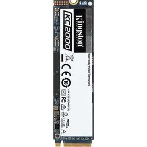 Kingston KC2000 NVMe PCIe SSD SKC2000M8/500G
