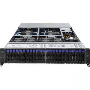 Gigabyte (rev. 100) AMD EPYC™ DP Server System - 2U 4 Nodes H261-Z60