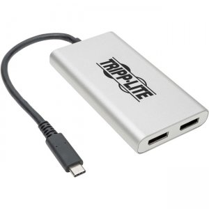 Tripp Lite DisplayPort/Thunderbolt Audio/Video Adapter MTB3-002-DP