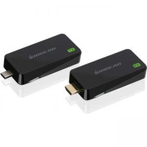 Iogear Share Pro USB-C Wireless HD Video Transmitter and Receiver Kit GWHDKIT11C