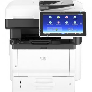 Ricoh Black and White Multifunction Printer 418488 IM 430Fb