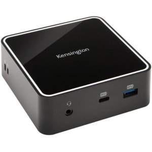 Kensington Thunderbolt 3 Dual 4K Nano Dock with Power Delivery K38390NA SD2400T