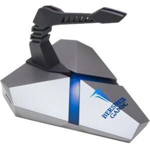 SYBA Multimedia Mouse Bungee with 3 Port USB 3.0 hub / MicroSD Slot CL-HUB53002