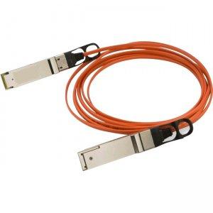 HPE Aruba 40G QSFP+ to QSFP+ 15m Active Optical Cable R0Z23A