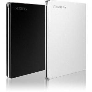 Toshiba Canvio Slim Portable External Hard Drive HDTD320XS3EA