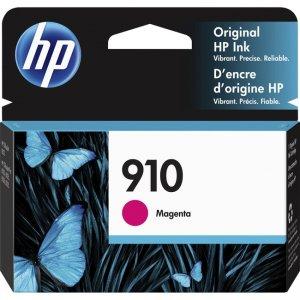 HP Standard Capacity Ink Cartridge 3YL59AN HEW3YL59AN 910