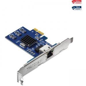 TRENDnet 2.5GBase-T PCIe Network Adapter TEG-25GECTX