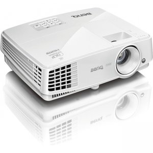 BenQ WXGA Meeting Room Projector with 3500 Lumens MW707