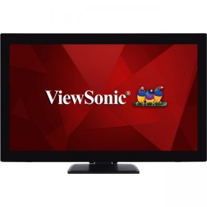 "Viewsonic 27"" Display, MVA Panel, 1920 x 1080 Resolution TD2760"
