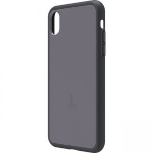 POW Audio Click Case for Mo Expandable Speaker, Fits iPhone X/XS - Graphite CCXG-6