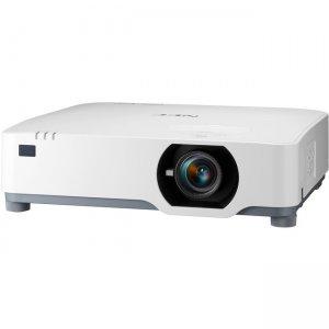 NEC Display 6,000 Lumen, WUXGA, LCD, Laser Entry Installation Projector NP-P605UL