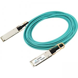 Axiom 100GBASE-AOC QSFP28 Active Optical Cable Juniper Compatible 7m JNP-100G-AOC-7M-AX
