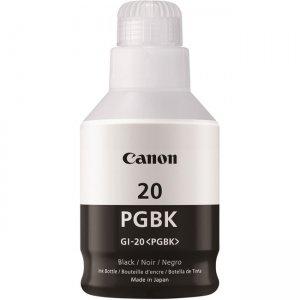 Canon MegaTank Ink GI20BLACK CNMGI20BLACK GI-20