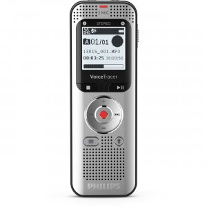 Philips Voice Tracer Audio Recorder DVT2050 PSPDVT2050
