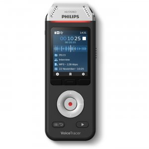 Philips VoiceTracer Audio Recorder DVT2110 PSPDVT2110