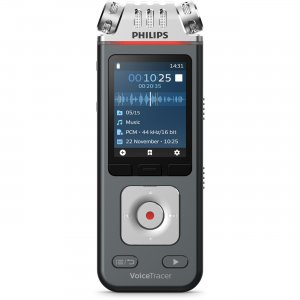 Philips VoiceTracer Audio Recorder DVT6110 PSPDVT6110