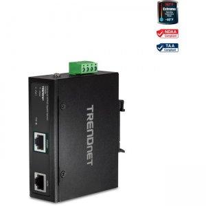 TRENDnet Hardened Industrial 90W Gigabit 4PPoE Injector TI-IG90