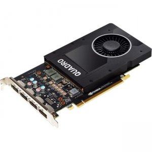 PNY NVIDIA Quadro P2200 Professional Graphics Card VCQP2200-SB