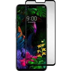 Gadget Guard LG G8 ThinQ Insured Curved Tempered Glass Screen Protector VTBIPCC208LG04A